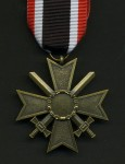 German Federal Republic War Merit Cross 2nd class (1957 pattern).