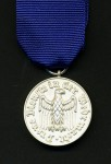 German Federal Republic  Armed Forces  4 year long service medal (1957 pattern).