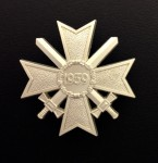 German Federal Republic War Merit Cross 1st class (1957 pattern).