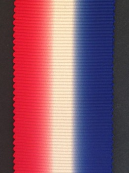 Medal Ribbon for British WW1 Mons or 1914-15 Star.