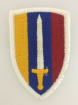 American Army  U.S. Forces in Vietnam sleeve patch