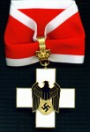 Social Welfare Decoration. 1st Class neck decoration