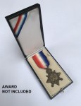 Presentation Case for British WWI 1914 Mons Star - CASE ONLY