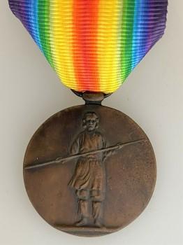 JAPAN WWI Victory medal.