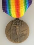 CZECHOSLOVAKIA WWI Victory medal.