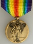 RUMANIA or ROMANIA WWI Victory medal.