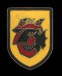Luftwaffe Jagdegeschwader JG54 enamel lapel badge.