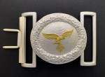 Luftwaffe Officers belt buckle.