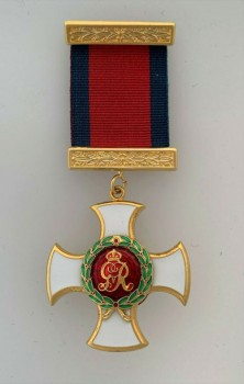 Distinguished Service Order George V issue.
