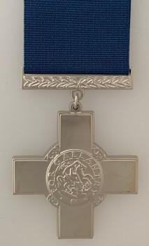 The George Cross.