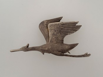 WWI French Air Force 'Cicogne' Escadrille Badge of SPA 167.