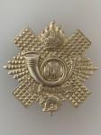 Highland Light Infantry cap or bonnet badge