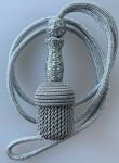 WW1 or WW2 Germany German Army Sword Knot or Dagger Portopee aluminium wire.