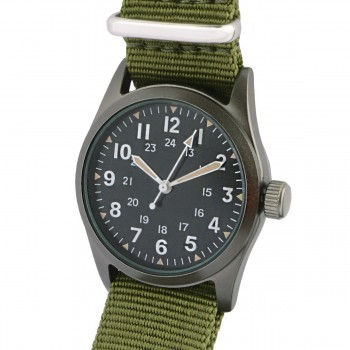 US Army or Air Force Vietnam Military Service Watch - The Grunt