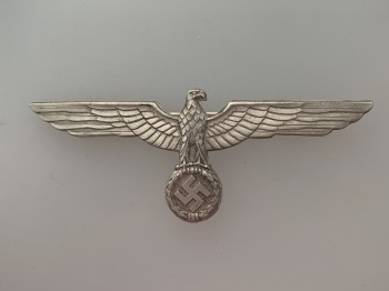 German Army or Heer metal breast eagle ORIGINAL QUALITY