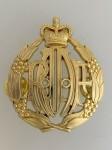 Royal Australian Air Force Metal Beret Cap Badge