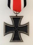 1939 Iron Cross 2nd Class- Antique finish