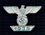 1939 Bar to the Iron Cross 1st Class- SUPERIOR QUALITY.