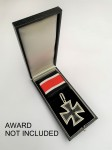 Presentation case for the Knights Cross of the Iron Cross