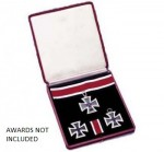Adolf  Hitler presentation case for Knights Cross and Iron Cross set