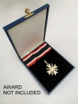 Presentation Case for the Knights Cross of the War Merit Cross